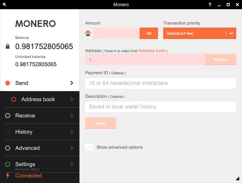 How to create a Monero wallet